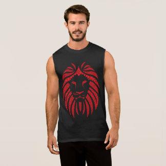 Lion Bubble Red T-Shirt