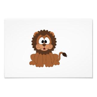 Lion cartoon art photo