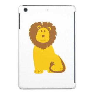 Lion cartoon iPad mini retina covers