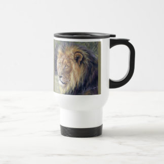 Lion Commuter Travel Mug