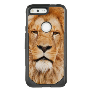 Lion Considering You For Dinner OtterBox Commuter Google Pixel Case