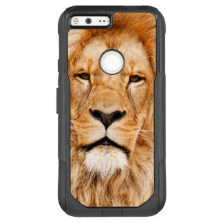 Lion Considering You For Dinner OtterBox Commuter Google Pixel XL Case