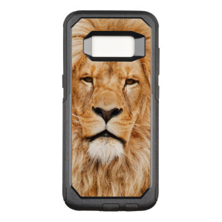 Lion Considering You For Dinner OtterBox Commuter Samsung Galaxy S8 Case
