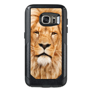 Lion Considering You For Dinner OtterBox Samsung Galaxy S7 Case
