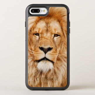 Lion Considering You For Dinner OtterBox Symmetry iPhone 8 Plus/7 Plus Case