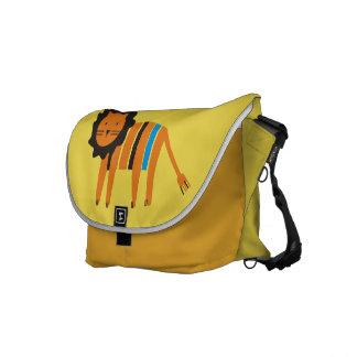 Lion, Courier Bags