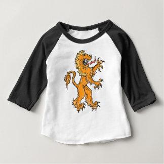Lion Creature Sketch Vector Baby T-Shirt