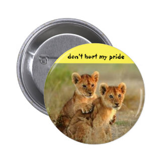 Lion Cub Button