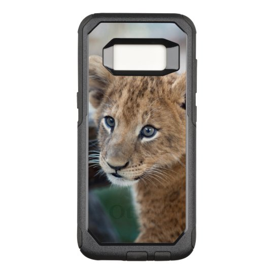 Lion Cub OtterBox Commuter Samsung Galaxy S8 Case