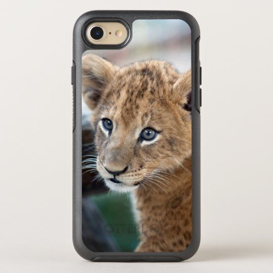 Lion Cub OtterBox Symmetry iPhone 7 Case