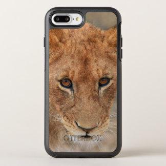 Lion Cub OtterBox Symmetry iPhone 8 Plus/7 Plus Case