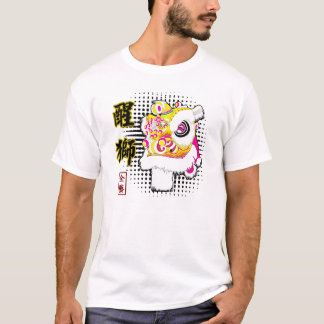 Lion Dance Fut Hok T-shirt