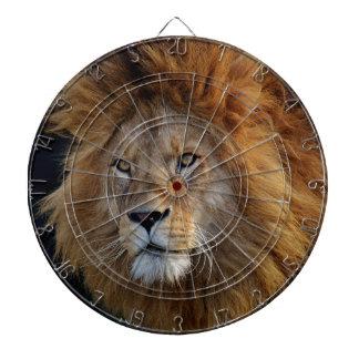 lion dartboard