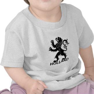Lion de la Hollande T-shirts