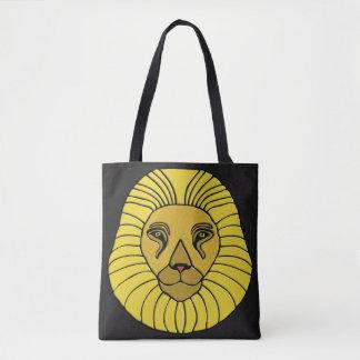 Lion Design #6 Tote Bag