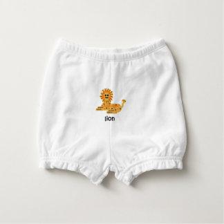 Lion Diaper Cover