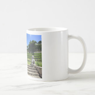 Lion Dogs Coffee Mug