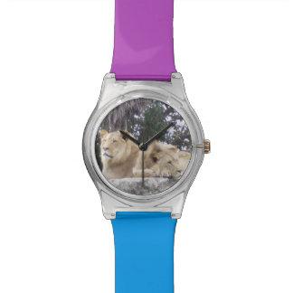 Lion Duo Watch
