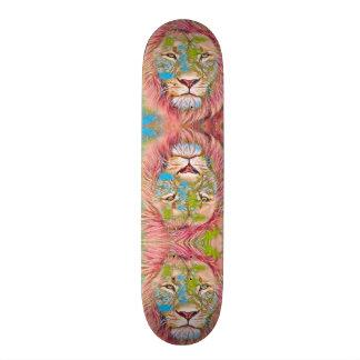 Lion Element Zero Custom Pro Park Board Skateboard Deck
