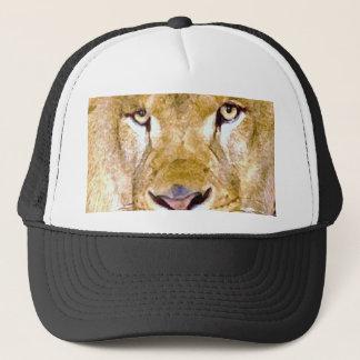 Lion Eyes Trucker Hat