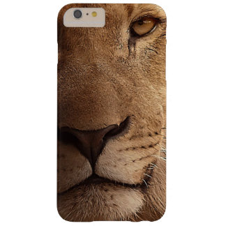Lion Face Close Up Photo Cell Phone Case