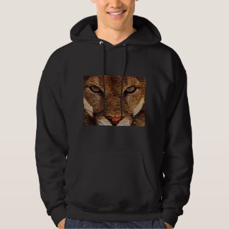 Lion Face Hoodie