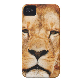 lion face yeah iPhone 4 Case-Mate cases