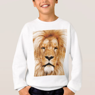 lion face yeah sweatshirt