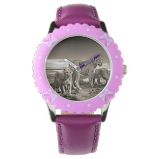 Lion Family Watches