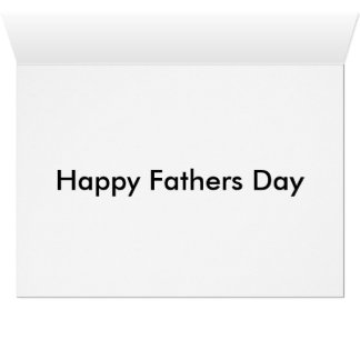 Lion Fathers Day card