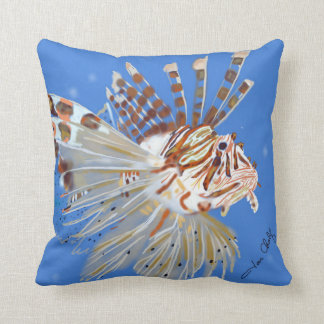 Lion Fish pillow