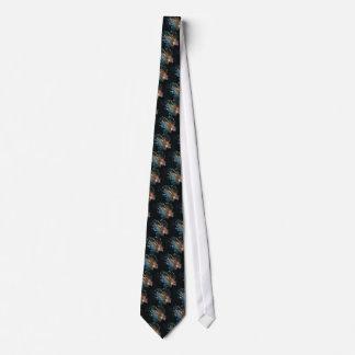 Lion fish tie