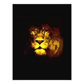 Lion Flyer