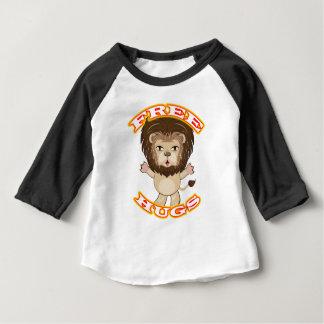 Lion Free Hugs Baby T-Shirt