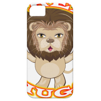 Lion Free Hugs iPhone 5 Case
