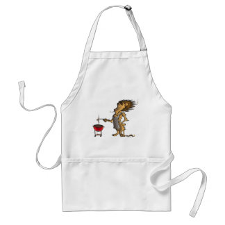 lion grill 2 standard apron