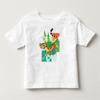 Lion Guard | Cool Cat Fuli Toddler T-shirt