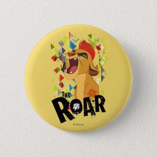 Lion Guard | Kion Roar 2 Inch Round Button