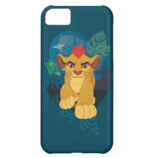 Lion Guard   Kion Safari Graphic iPhone 5C Cover