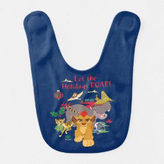 Lion Guard | Let The Holidays Roar Bib