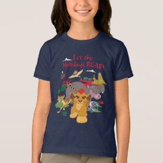 Lion Guard | Let The Holidays Roar T-Shirt