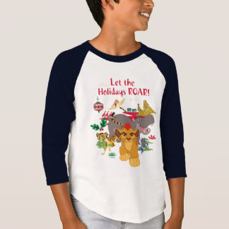 Lion Guard | Let The Holidays Roar T-Shirt