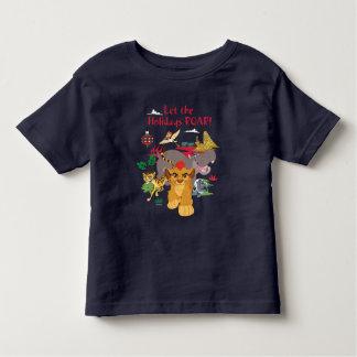 Lion Guard | Let The Holidays Roar Toddler T-shirt