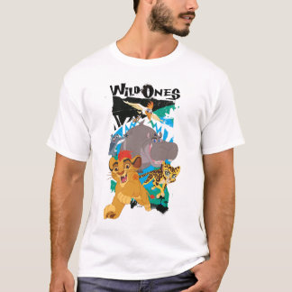 Lion Guard | Wild Ones T-Shirt