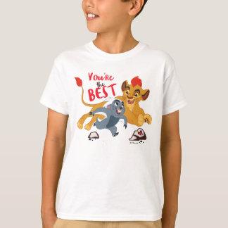 Lion Guard | You're the Best Valentine 2 T-Shirt