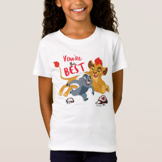 Lion Guard   You're the Best Valentine 2 T-Shirt