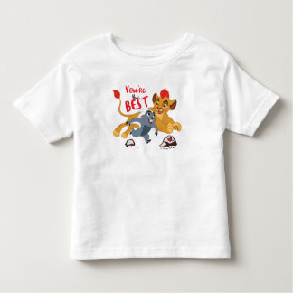 Lion Guard | You're the Best Valentine 2 Toddler T-shirt