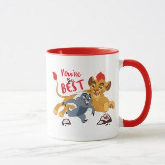 Lion Guard | You're the Best Valentine Mug