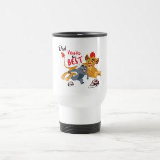 Lion Guard | You're the Best Valentine Travel Mug