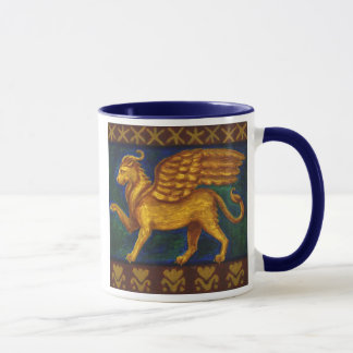 Lion-headed Gryphon Mug